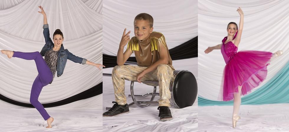 Jazz hip hop modern contemporary pointe christian dance studio