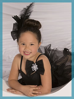 Young dancer at Dance Academy of Mansfield